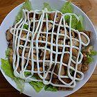 低脂蔬菜鸡肉沙拉