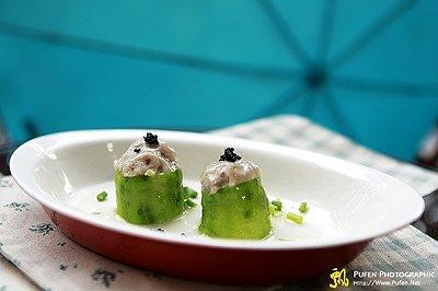 鱼肉酿丝瓜