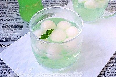 蜜梨鸡尾酒冰饮