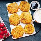 蔬菜菜丝鸡蛋饼
