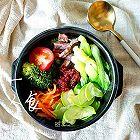 低卡粗粮石锅拌饭