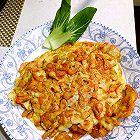 美味营养虾饼