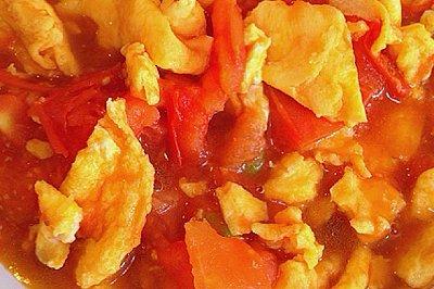 回味版西红柿炒鸡蛋