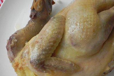 客家盐焗鸡