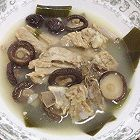 香菇海带排骨汤