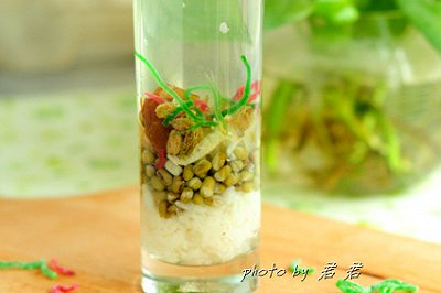 糯米绿豆汤
