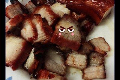 烤箱版叉烧肉