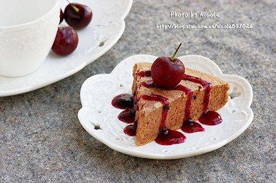 电饭煲版奶茶可可大理石蛋糕