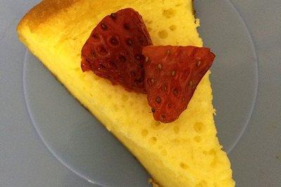 芝士蛋糕(电饭煲版)