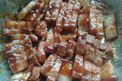 自制简单电饭煲叉烧肉