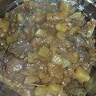 鸭肉焖土豆