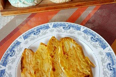 十分钟早餐:电饼铛版地瓜片