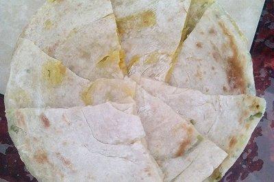 咖喱葱花饼