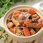 支竹羊肉煲