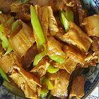 腐竹辣椒回锅肉