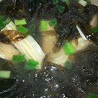 紫菜腐竹汤(简易补钙利器)