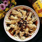 凉拌腐竹节
