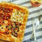 四合一芝心披萨