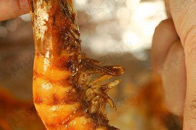 爽辣黑椒烤虾