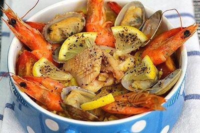 西班牙海鲜烩饭