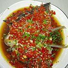 开胃剁椒鱼头