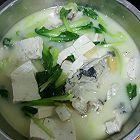 原味鱼头豆腐汤