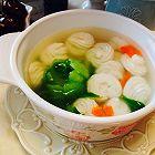 煮曲奇(自制鱼丸)