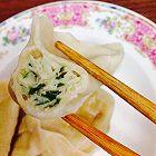太湖花鲢鱼韭菜饺子