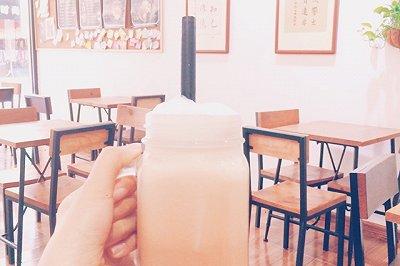 港式奶茶(糯米粉版珍珠奶茶)