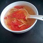 番茄榨菜汤