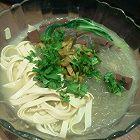 十分钟美食鸭血粉丝汤