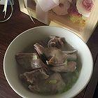 胡椒猪肚汤(附简易版猪肚煲鸡)