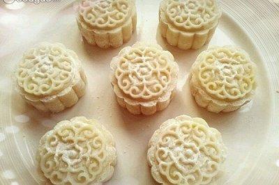 芝士奶黄冰皮月饼