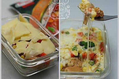 泰式咖喱奶酪焗饭