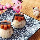 午餐肉饭团-日本冲绳小吃