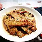 红烧带鱼减脂营养版