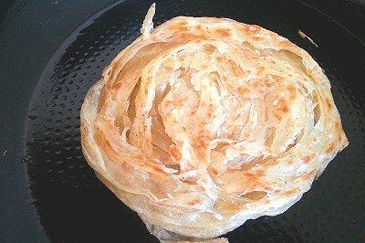 葱油手抓饼