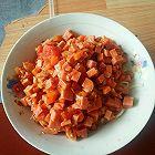 番茄炸酱面