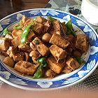 草菇烧老豆腐
