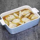韭菜鸡蛋豆腐粉丝素饺子