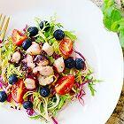 意式海鲜低脂沙拉