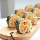 金枪鱼面包寿司卷