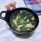 紫菜虾皮蛋汤