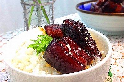 红烧肉简易砂锅版