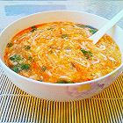酸辣汤(简单食材)