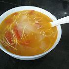 金针菇番茄冬瓜汤