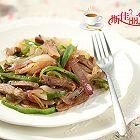 黑椒洋葱青椒炒牛肉