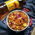 紫甘蓝酱油炒饭