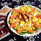 田园鸡肉沙拉