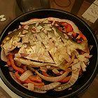 烤鱼(鲳鱼)